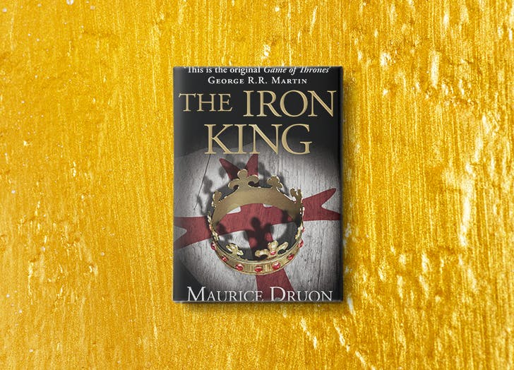 the iron king maurice druon