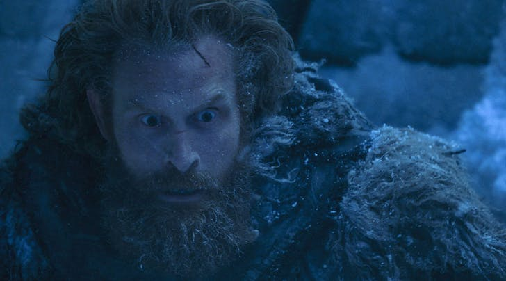 Things Are Looking Very Grim for Tormund Giantsbane's Future on 'Game of Thrones'