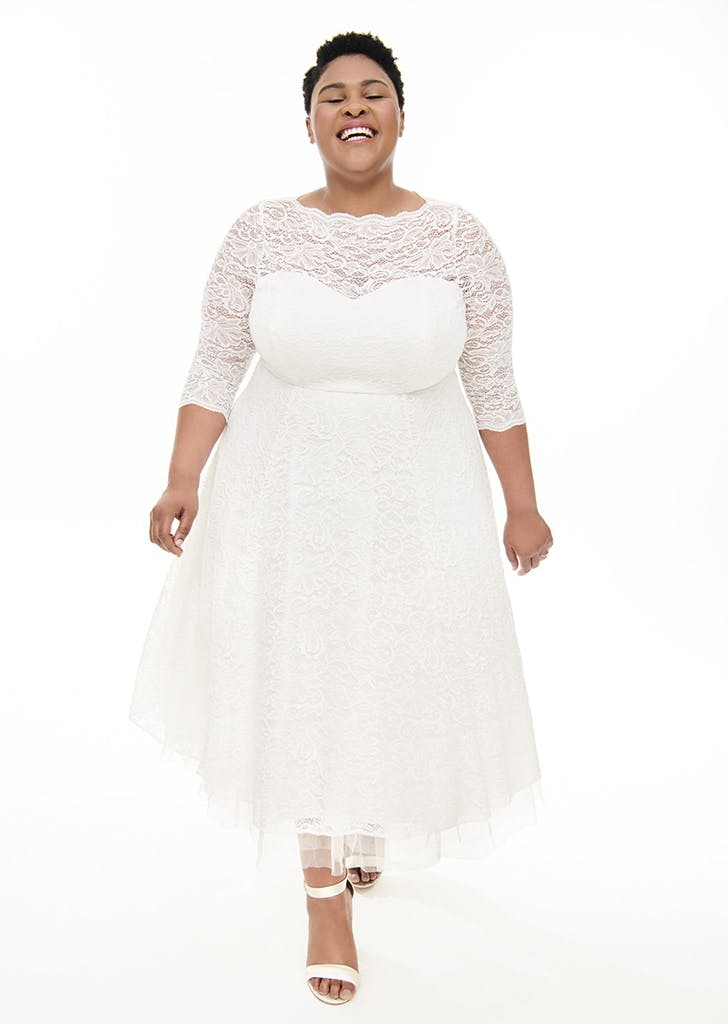 cbb99b5ab72 Affordable Plus-Size Wedding Dresses from Torrid - PureWow