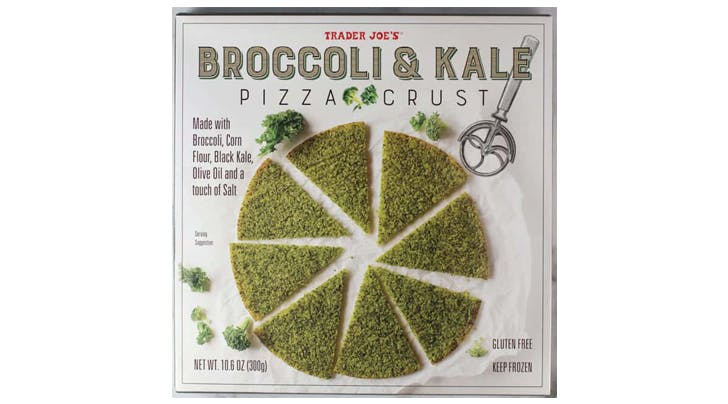 Everything You Need to Know About Trader Joe's Broccoli and Kale Pizza Crust