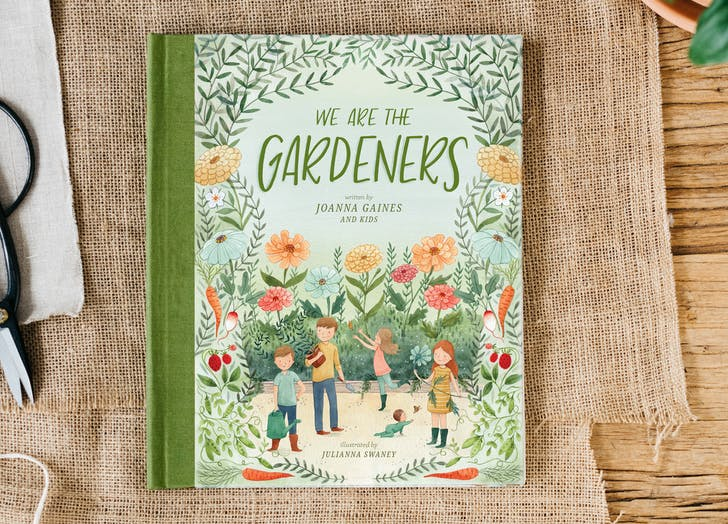 we are the gardeners cover