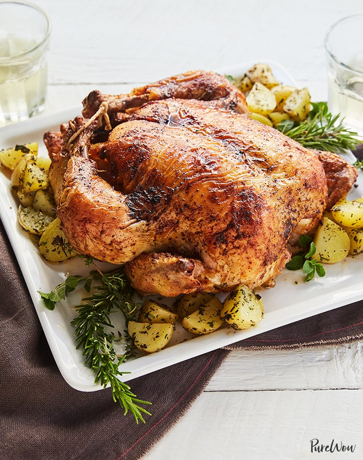 How to Make a Rotisserie Chicken in Your Instant Pot