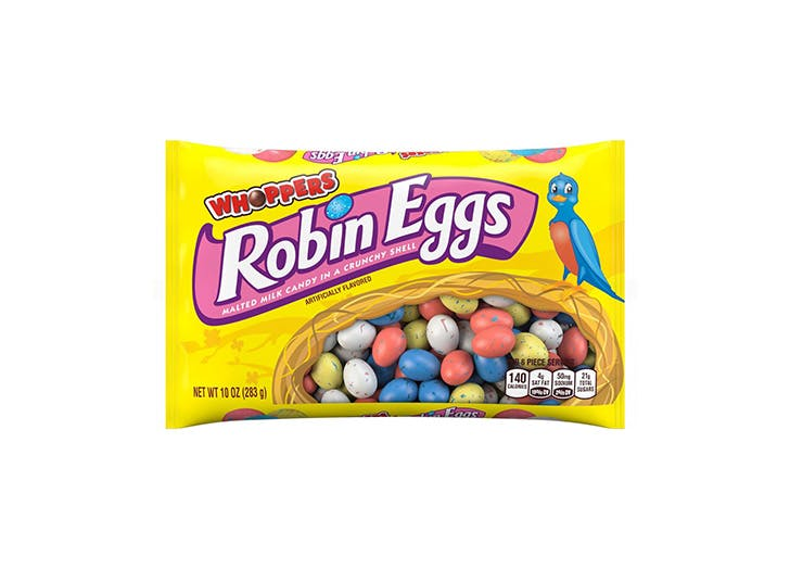 whoppers robins eggs easter candy