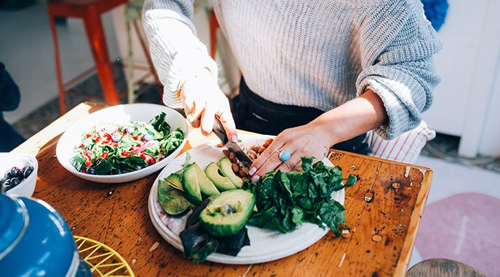 What Exactly Is the Difference Between a Vegan Diet and a Plant-Based Diet?