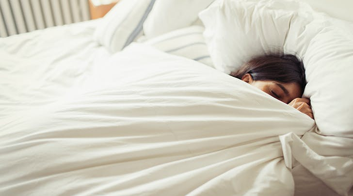 This Seemingly Harmless Habit Could Be Messing with Your Sleep