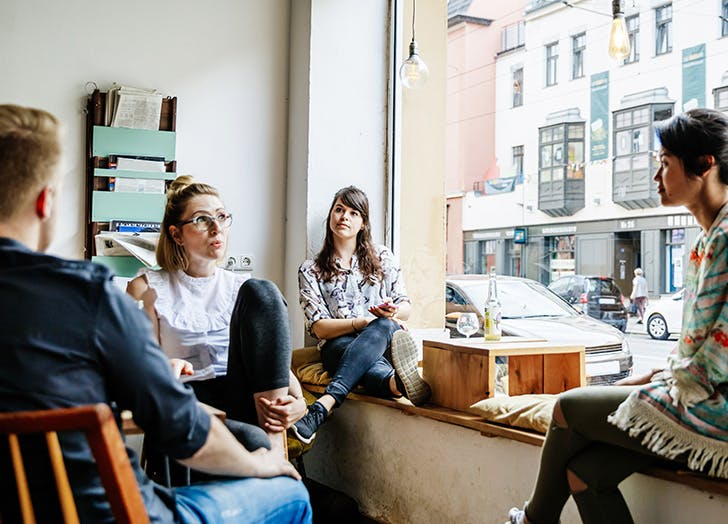 Your Friend Type, Based on Your Myers-Briggs Type - PureWow