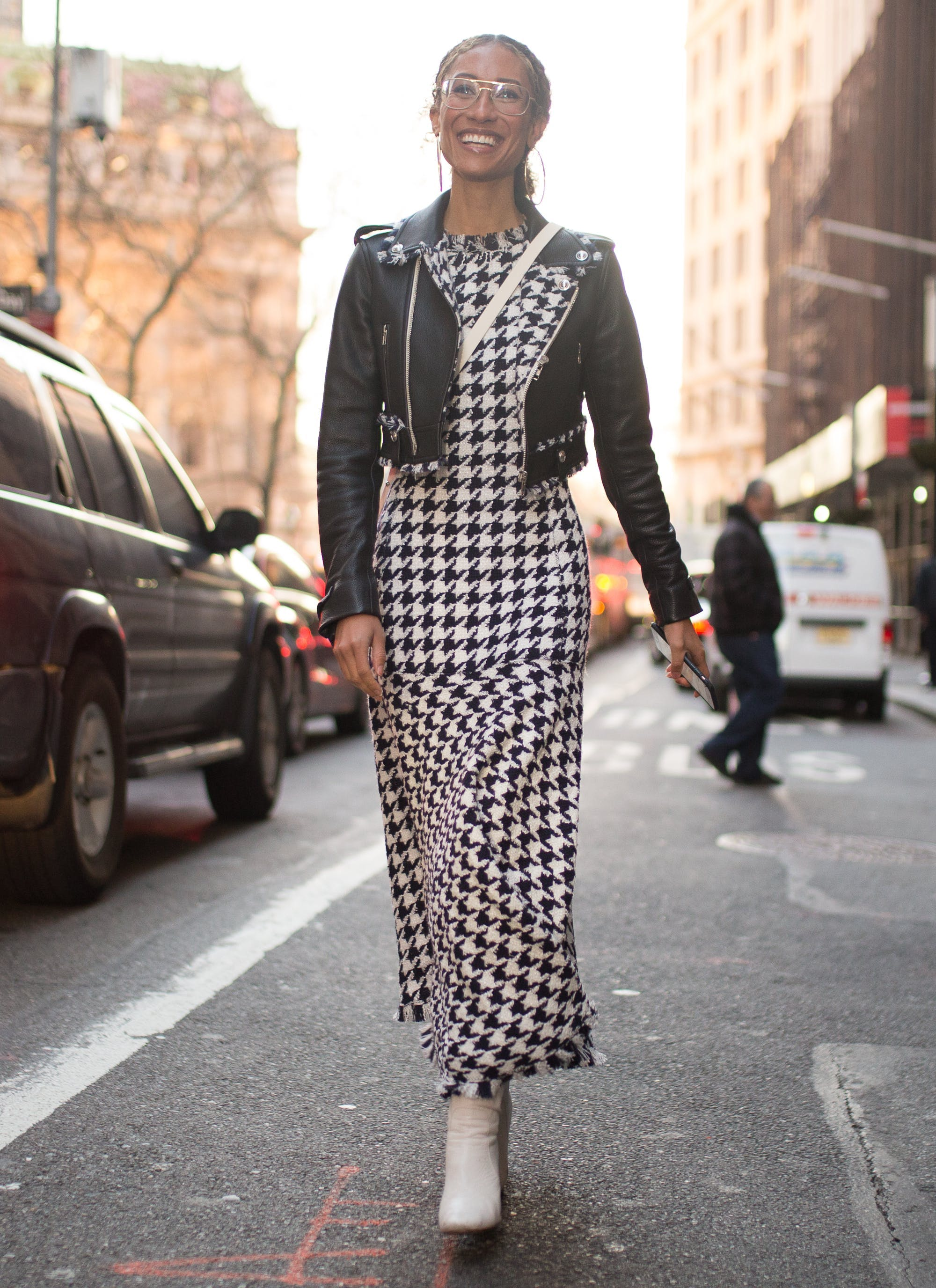 These Trendy Boots and Your Favorite Maxi Dress Are a Match Made in Sartorial Heaven
