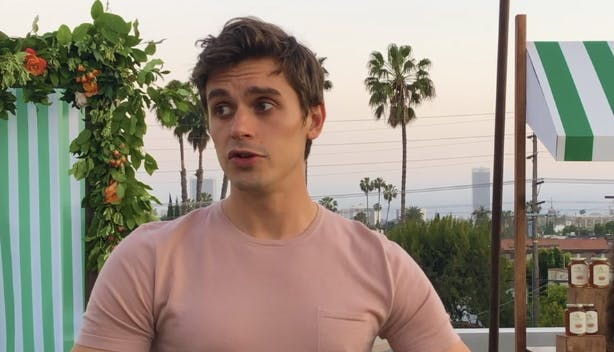 'Queer Eye' Star Antoni Porowski Is So Not on Board with This Food Trend