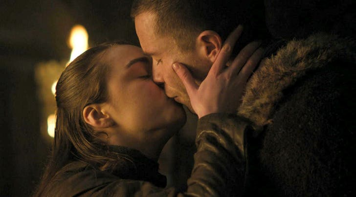 This 'Game of Thrones' Arya & Gendry Theory Just Made Our Head Spin