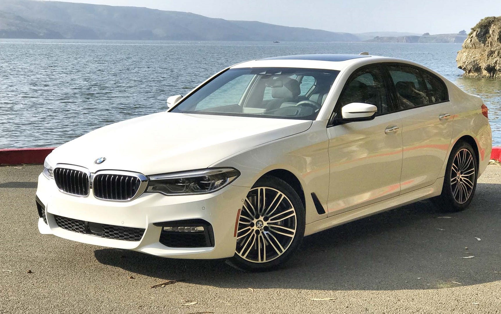 BMW 5 AND 7 SERIES