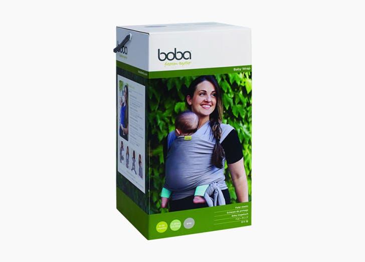 BOBA Wrap classic baby Babylist
