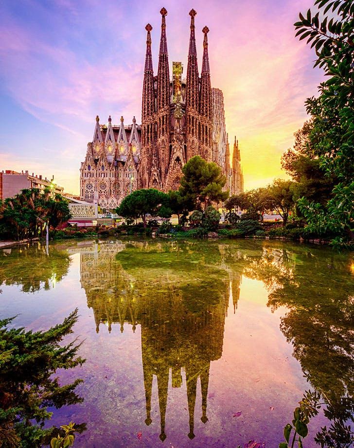Barcelona la Sagrada
