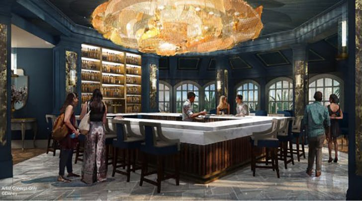 Be Our Guest! Disney World is Opening a 'Beauty and the Beast' Bar This Fall