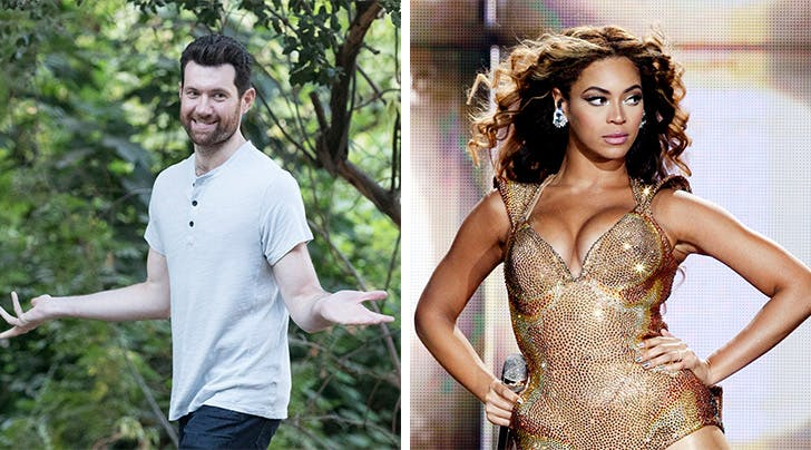 Billy Eichner Stars in 'The Lion King' with Beyoncé, but Here's Why He Never Met Her