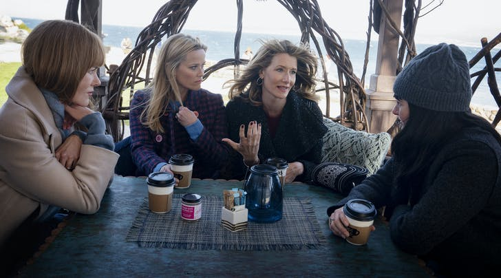 EXCLUSIVE: Laura Dern Gives Us the Lowdown on What It's Like to Work on 'Big Little Lies'