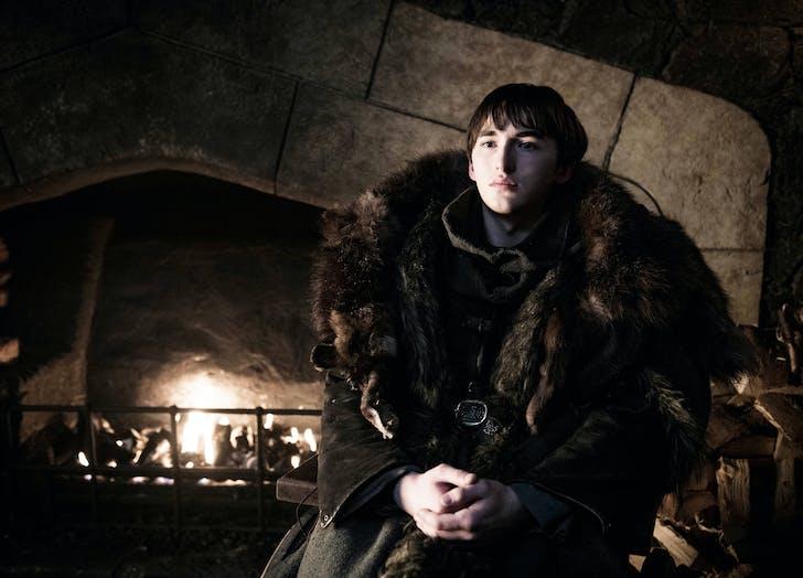 Bran looking cryptic copy