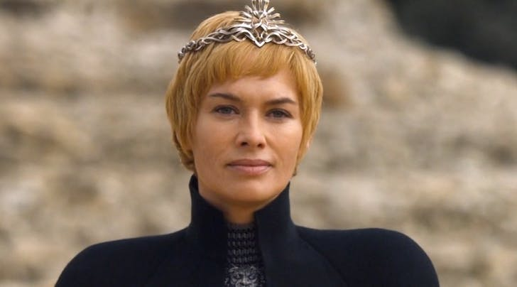 'Game of Thrones' Star Lena Headey Was Not Cool with This Scene from the Season 8 Premiere