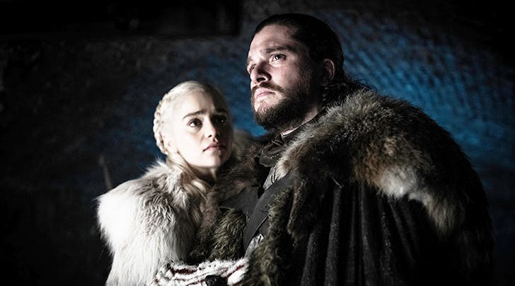 'Game of Thrones' Star Emilia Clarke Says There's a Good Reason Dany Reacted to Jon's News in That Way