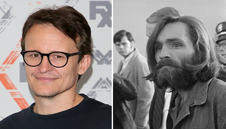 Damon Herriman and Charles Manson1