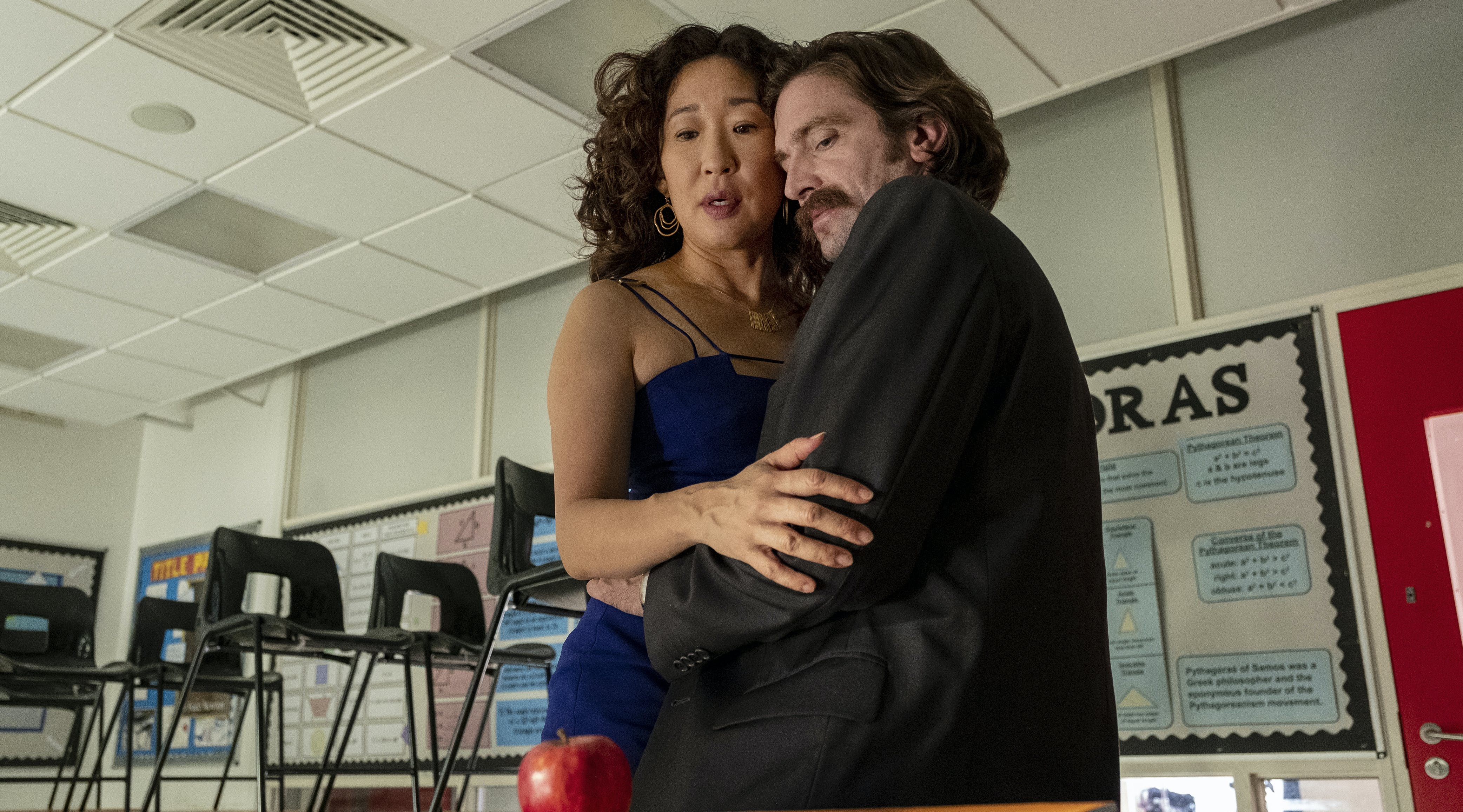 So, Is Villanelle Going to Kill Niko on 'Killing Eve' or Just Try to Break Up His Marriage?