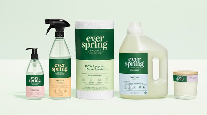 Target Just Launched a New Line of Green Cleaning Basics, Starting At $3 a Pop