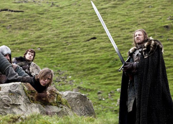 Game of thrones season 1  stark