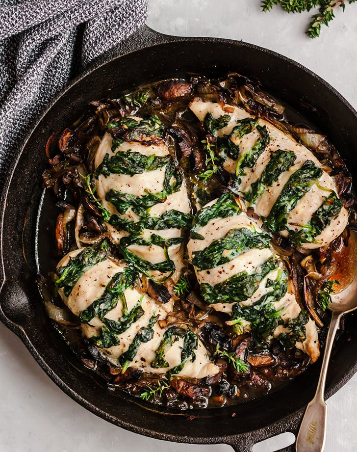 16 Chicken Breast Recipes That Are Keto-Friendly