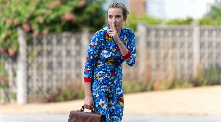 Called It: Villanelle Is Totally in Love with Eve on 'Killing Eve'