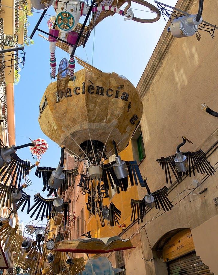 La Festa Major de Gra  768 cia Barcelona