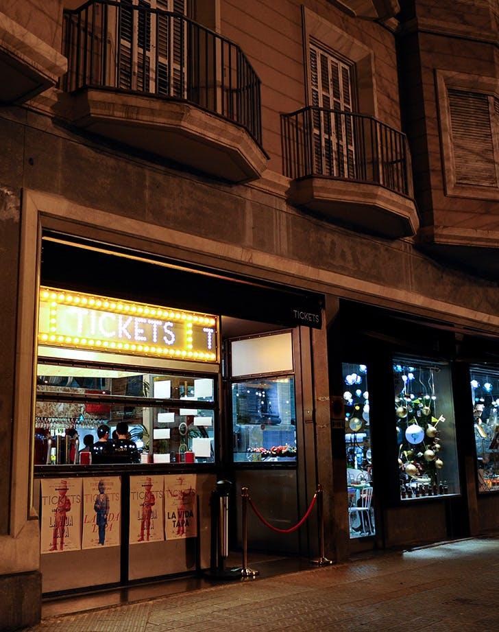 New Restaurant Tickets Barcelona