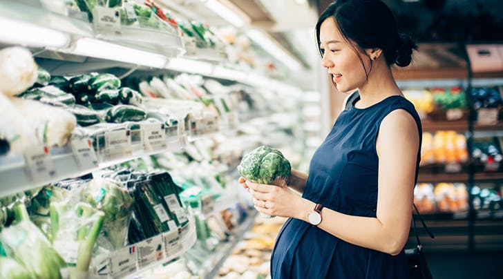 Is It Healthy to Stick to a Vegan Diet When Pregnant? We Asked a Doctor