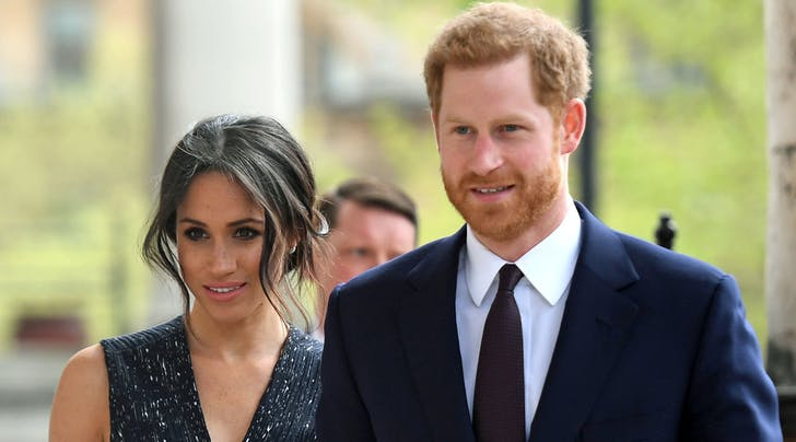 Buckingham Palace Responds to Reports It Accidentally Revealed Prince Harry & Meghan Markles Baby Name Early