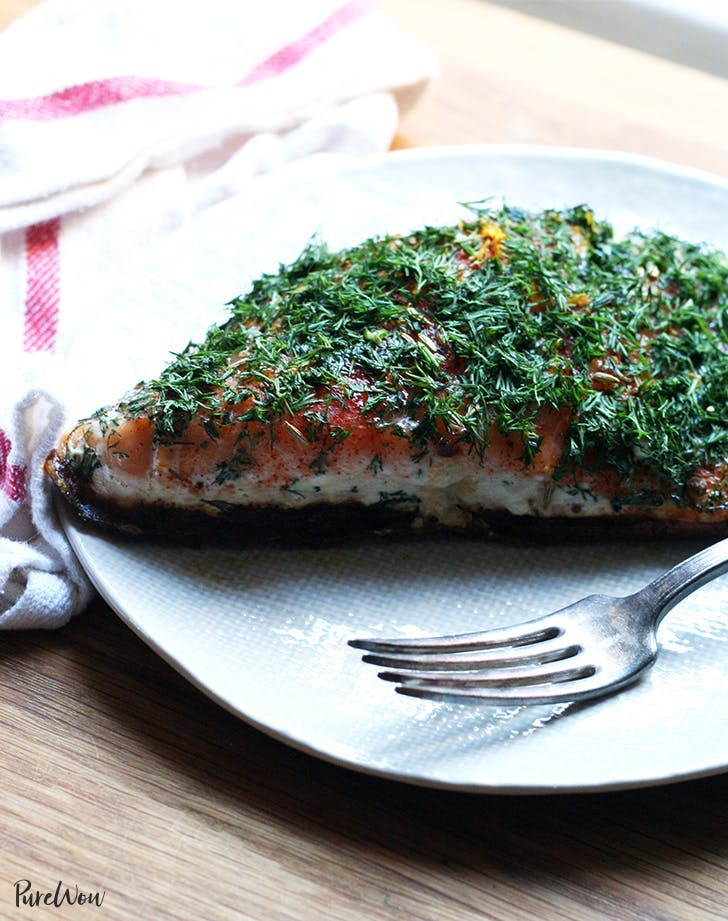 Slow Cooked Salmon Recipe
