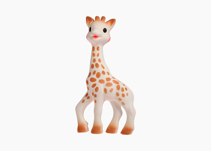 Sophie the Giraffe Teether Babylist Registry