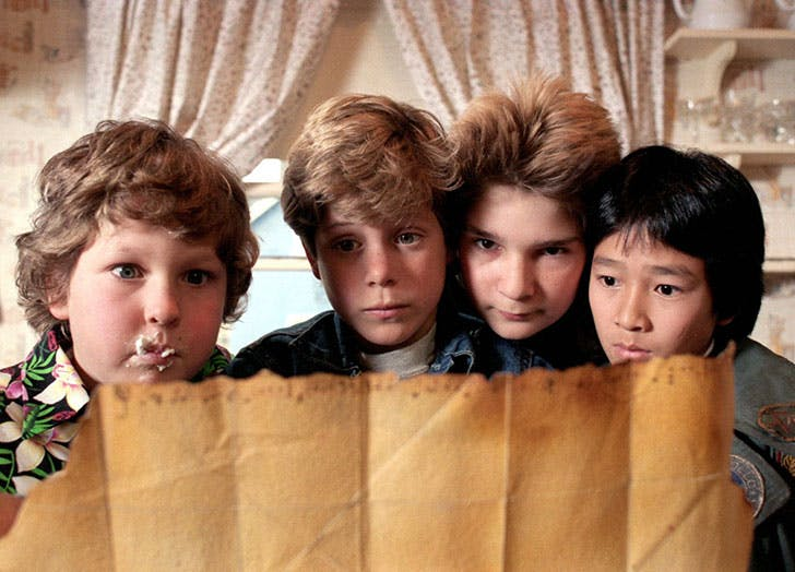 The Goonies family movie