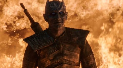 Why Was the Night King Immune to Fire During the 'Game of Thrones' Battle of Winterfell?
