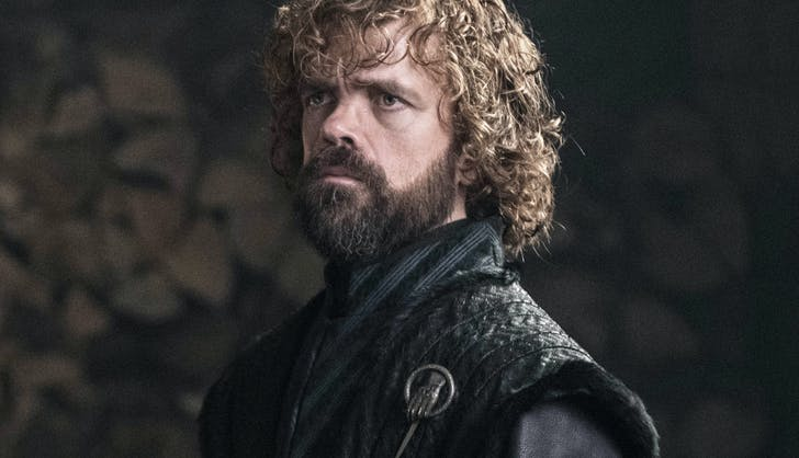 Tyrion Lannister looking worried