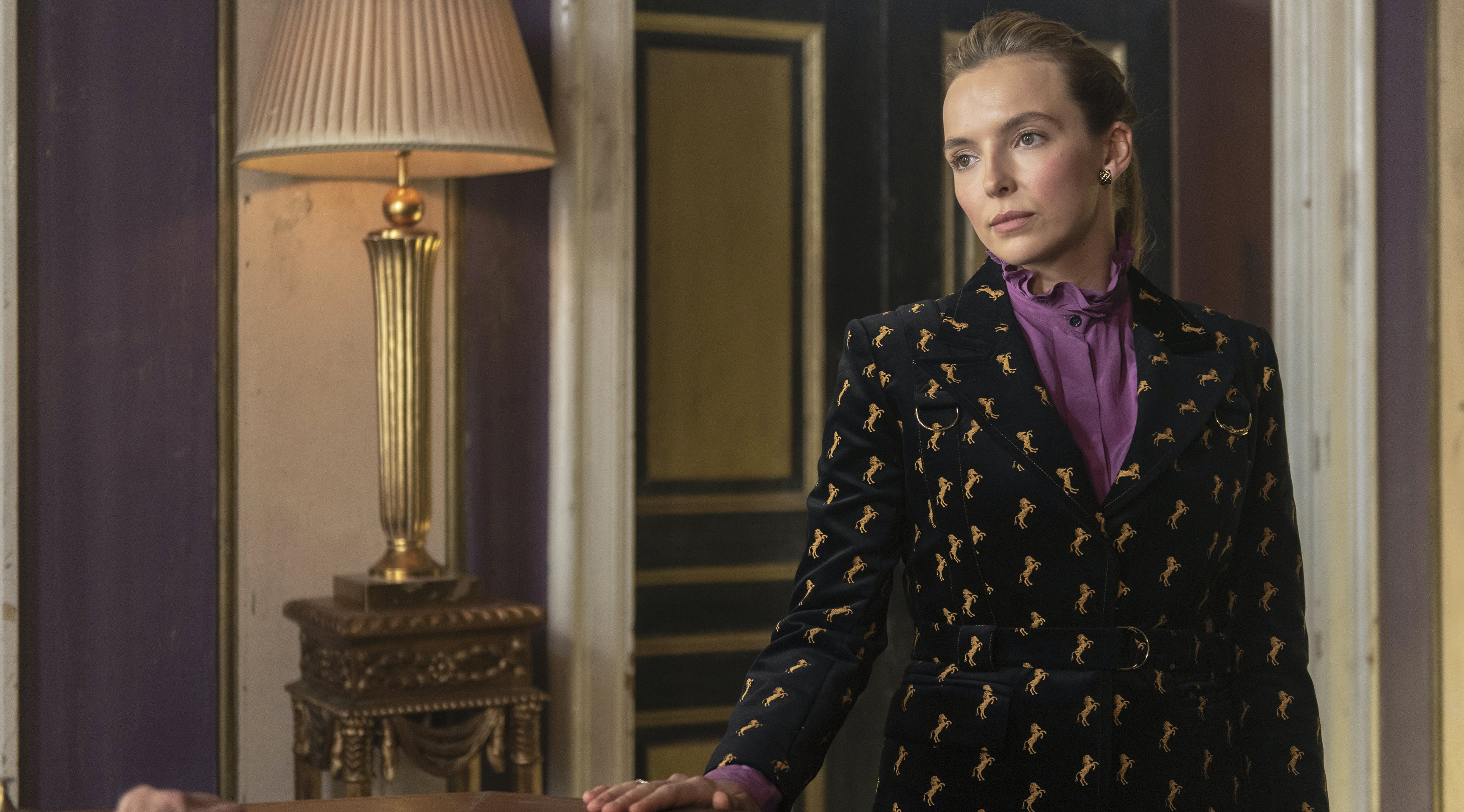 Jodie Comer Recalls That One Awkward Time a 'Killing Eve' Fan Asked Her to Strangle Them
