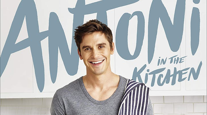 We Got an Early Copy of 'Queer Eye' Star Antoni Porowski's Cookbook (and It's Not What We Expected)