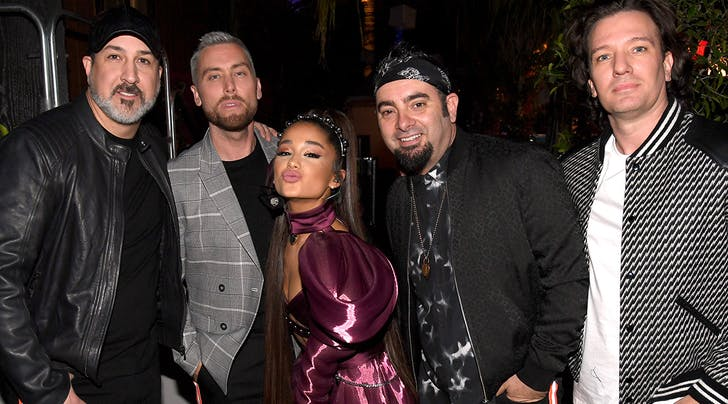 Ariana Grande's Coachella Set Doubled as an *NSYNC Reunion
