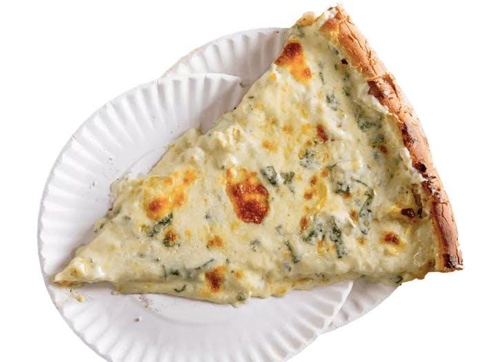 artichoke basilles pizza