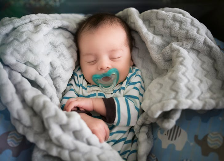 Pacifiers Versus Thumb Sucking: Two Pediatricians Sound Off on Which Is the Greater Evil