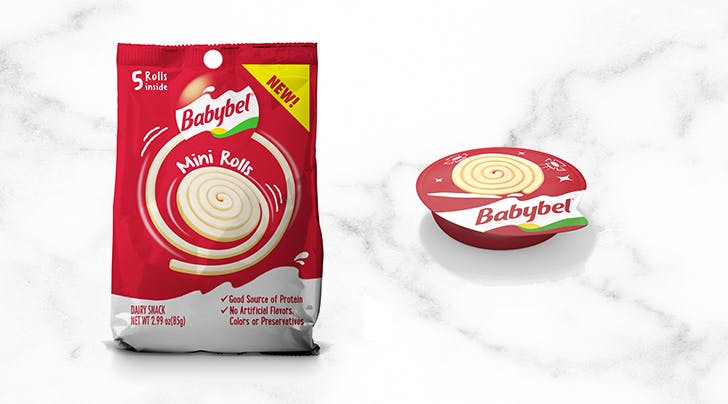 Babybel's Newest Snack Is Giving String Cheese Some Competition