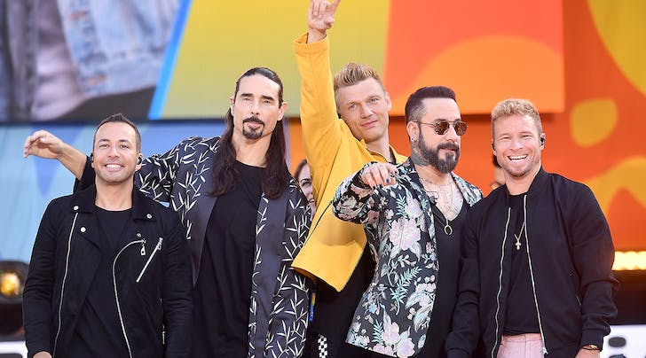 The Backstreet Boys Are Releasing Their First-Ever Christmas Album