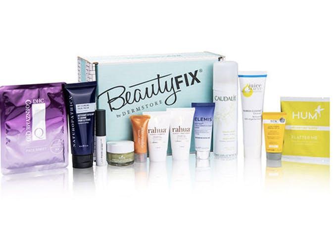 beauty fix subscription box