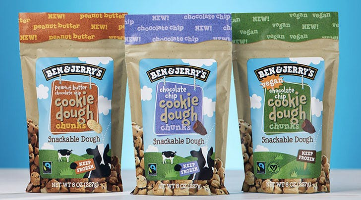 Ben & Jerry's Now Makes Cookie Dough Bites (and They're Incredible)