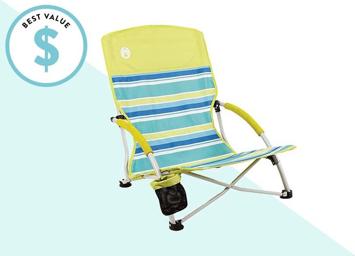 best value beach chair