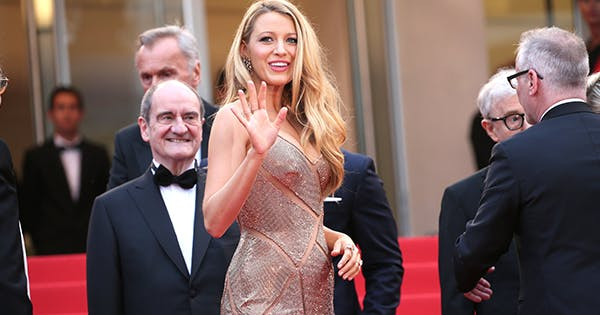 Blake Lively Used to Wear Forever 21 on the Red Carpet and Say It Was Vintage