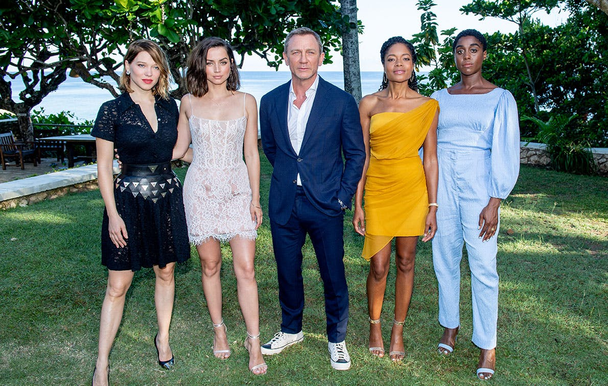 The Brand-New 'Bond 25' Girls Are Serving Up All the Summer Style Inspo