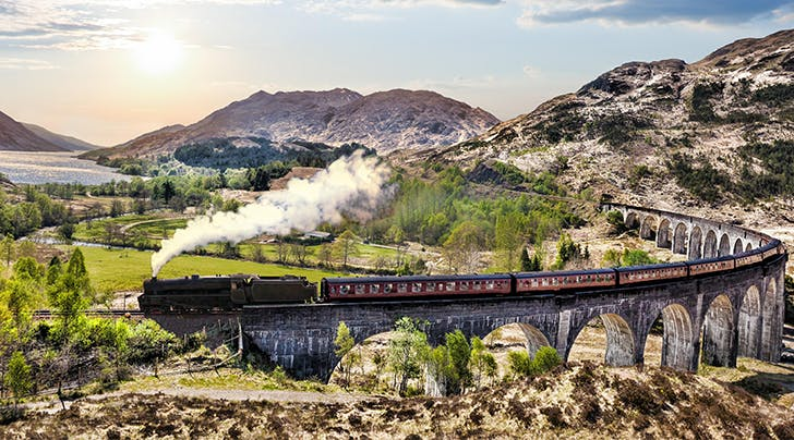 Holy Hedwig, You Can Now Ride the Hogwarts Express IRL